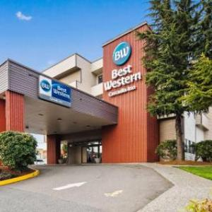 Everett Memorial Stadium Hotels - Best Western Cascadia Inn