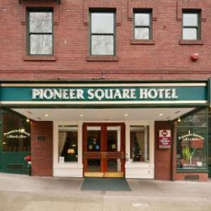 T-Mobile Park Hotels - Best Western Plus Pioneer Square Hotel