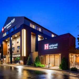 Best Western Plus Inntowner And The Highland Club