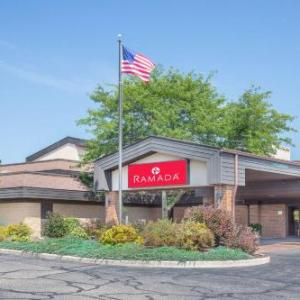 Hotels near Indian Crossing Casino - Ramada By Wyndham Waupaca