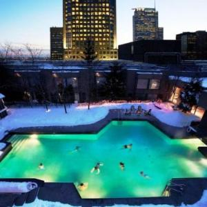 Hotels near New City Gas - Hotel Bonaventure Montreal