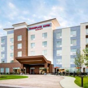 Hotels near The QuickChek New Jersey Festival of Ballooning - TownePlace Suites by Marriott Bridgewater Branchburg
