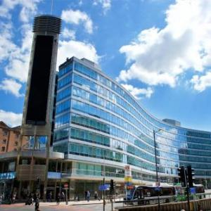 Staycity Aparthotels Manchester Piccadilly