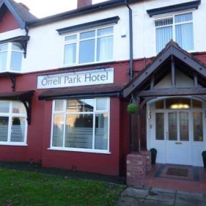 Aintree Racecourse Hotels - Orrell Park Hotel