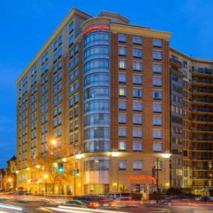 Sixth & I Historic Synagogue Hotels - Hampton Inn Washington-Downtown-Convention Center