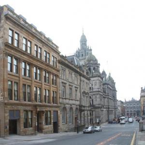 Hotels near George Square Glasgow - The Z Hotel Glasgow