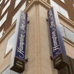 Hotels near Trees Dallas - Hampton Inn & Suites Dallas Downtown