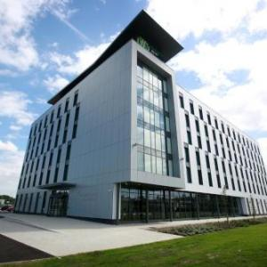 Hotels near Bowlers Exhibition Centre Manchester - Holiday Inn Express -Manchester -TRAFFORDCITY