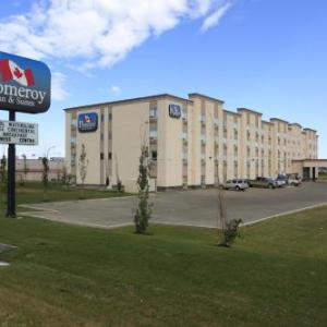 EnCana Events Centre Hotels - Pomeroy Inn and Suites Dawson Creek