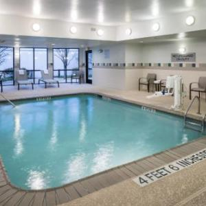 Hotels near Richard J. Codey Arena - Courtyard West Orange