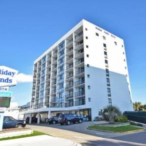Family Kingdom Myrtle Beach Hotels - Holiday Sands North 'On the Boardwalk'