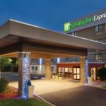 Holiday Inn Express Hartford South -Rocky Hill