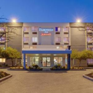 Fairfield Inn By Marriott Portsmouth Seacoast