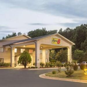 Hotels near Fresh Anointing International Church Montgomery - Super 8 by Wyndham Montgomery I-65