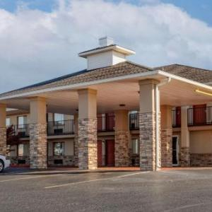 Quality Inn Russellville I-40