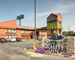 Fort Smith Arkansas Hotels - Quality Inn Fort Smith