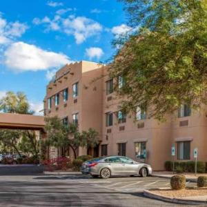 Scottsdale Center for the Performing Arts Hotels - Comfort Suites Old Town