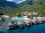 Moorea French Polynesia Hotels - Manava Beach Resort And Spa - Moorea