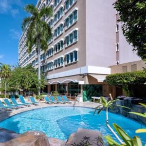Hiram Bithorn Stadium Hotels - DoubleTree By Hilton San Juan