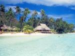 Moorea French Polynesia Hotels - Les Tipaniers Hotel