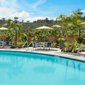 Hotels near Dave and Busters San Diego - SpringHill Suites by Marriott San Diego Mission Valley