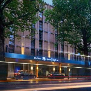 Hotels near Shepherds Bush Green - Hilton London Kensington Hotel