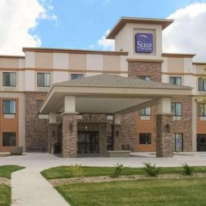 Hodges Fieldhouse Hotels - Sleep Inn & Suites Fort Dodge