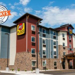 Hotels near Swiftel Center - My Place Hotel-Brookings SD