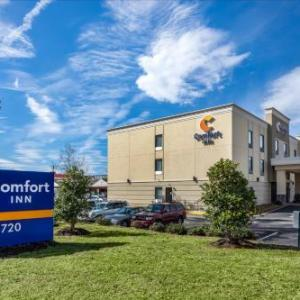 Petersburg High School Hotels - Comfort Inn South Chesterfield - Colonial Heights
