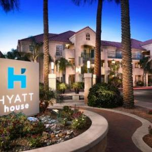 Scottsdale Center for the Performing Arts Hotels - Hyatt House Scottsdale Old Town