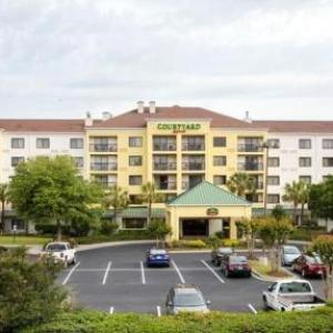 Barefoot Landing Hotels - Courtyard By Marriott Myrtle Beach Barefoot Landing