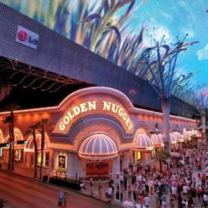 Las Vegas Country Saloon Hotels - Golden Nugget Hotel & Casino Las Vegas