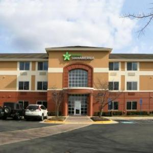 Extended Stay America Washington Hotel Fairfax