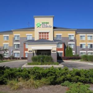 Meadow Brook Theatre Hotels - Extended Stay America - Detroit - Auburn Hills - University Drive