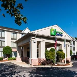 U.S. National Whitewater Center Hotels - Holiday Inn Express Hotel & Suites Charlotte Airport-Belmont