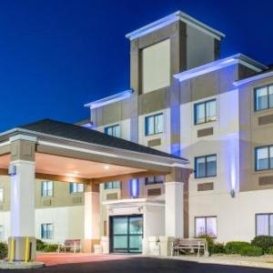 Holiday Inn Express Howe/sturgis