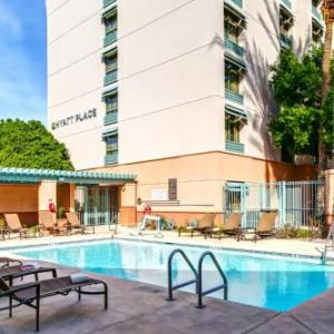 Hotels near Venue of Scottsdale - Hyatt Place Scottsdale Old Town