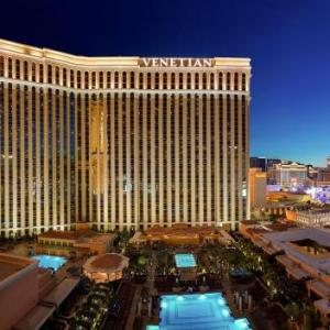 Hotels near Treasure Island Las Vegas - The Venetian Resort Hotel Casino