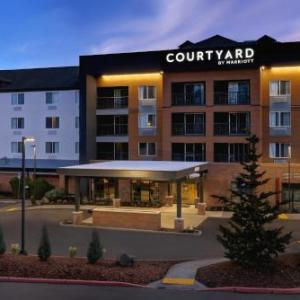 Hotels near Clackamas Town Center - Courtyard By Marriott Portland Southeast/clackamas