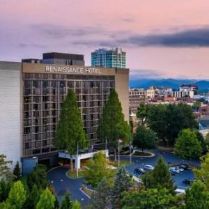 Renaissance By Marriott Asheville Hotel