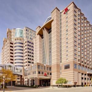Hotels near BB&T Arena - Cincinnati Marriott At Rivercenter