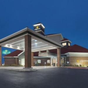 La Quinta Inn And Suites Oklahoma City North West Expressway