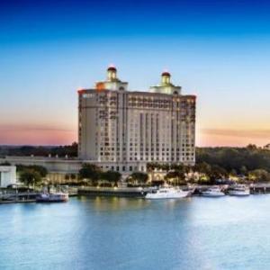 Savannah International Trade and Convention Center Hotels - Westin Savannah Harbor Golf Resort & Spa