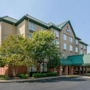 Hotels near Factory at Franklin - Comfort Inn & Suites Nashville Franklin Cool Springs