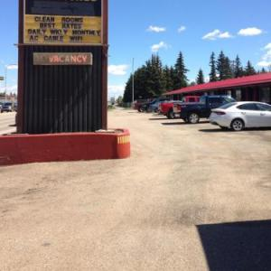 Hotels near Lloydminster Agricultural Exhibition Association - Trailside Inn