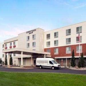 Beasley Coliseum Hotels - Courtyard By Marriott Pullman