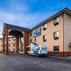 Hotels Near Greenwich Odeum Best Western Airport Inn