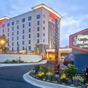 Charleston Convention Center Hotels - Hampton Inn - Suites Charleston Airport SC