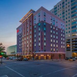 Hampton Inn Suites Tulsa Downtown Ok