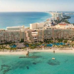 Grand Fiesta Americana C Beach Cancun